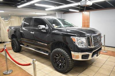 Nissan Titan 2018 for Sale in Charlotte, NC