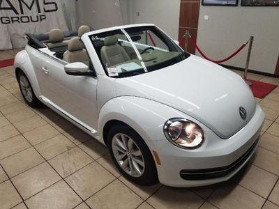 2014 Volkswagen Beetle 2.0L TDI for sale VIN: 3VW6L7AT4EM822935