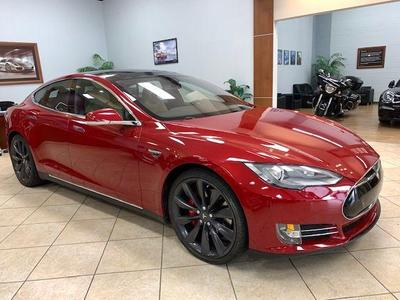 Tesla Model S 2015 a la venta en Charlotte, NC