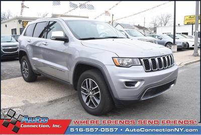 2018 Jeep Grand Cherokee Limited for sale VIN: 1C4RJFBG6JC315029