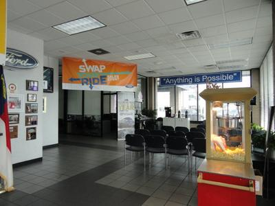 Crown Ford Fayetteville Image 2