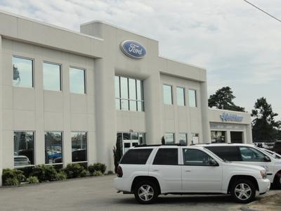 Crown Ford Fayetteville Image 4