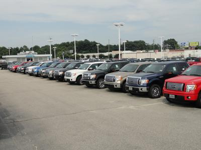 Crown Ford Fayetteville Image 7