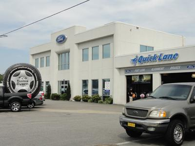 Crown Ford Fayetteville Image 8
