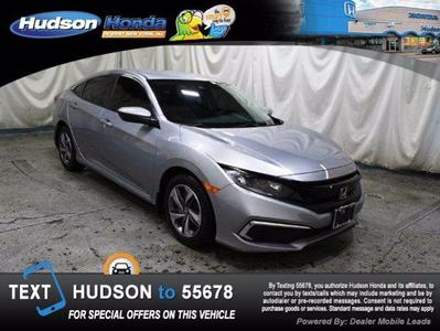 Honda Civic 2019 for Sale in West New York, NJ