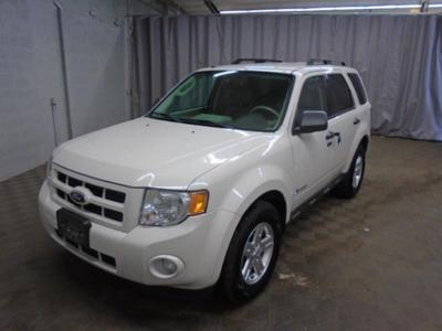 2012 Ford Escape Hybrid  for sale VIN: 1FMCU5K33CKB21969