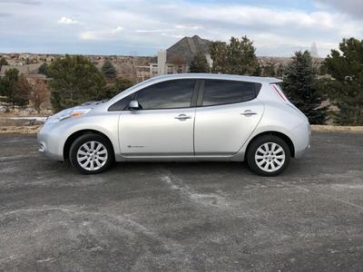 2013 Nissan Leaf S for sale VIN: 1N4AZ0CP9DC423110