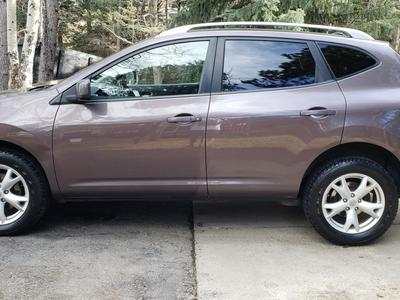 2008 Nissan Rogue SL for sale VIN: JN8AS58V38W114390