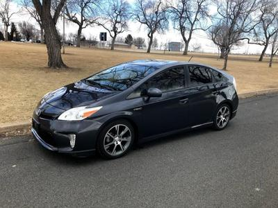 2012 Toyota Prius Base for sale VIN: JTDKN3DU2C1600817