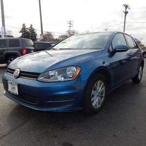 Volkswagen Golf 2017 for Sale in Kenosha, WI