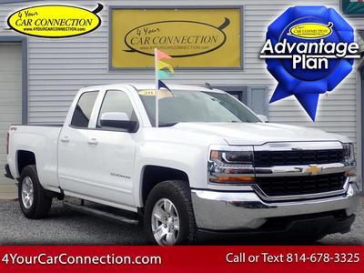 Chevrolet Silverado 1500 2018 for Sale in Cranberry, PA