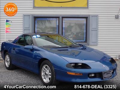 Chevrolet Camaro 1996 a la venta en Cranberry, PA