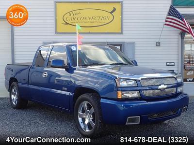 Chevrolet Silverado 1500 2004 a la venta en Cranberry, PA