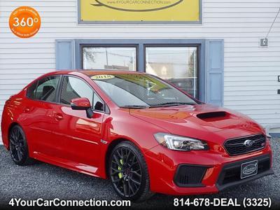 Subaru WRX STI 2018 for Sale in Cranberry, PA