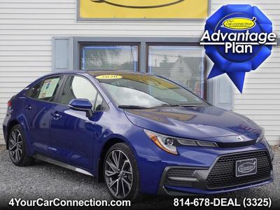 Toyota Corolla 2020 for Sale in Cranberry, PA