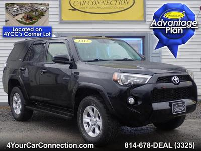Toyota 4Runner 2017 for Sale in Cranberry, PA
