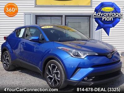 Toyota C-HR 2018 a la venta en Cranberry, PA