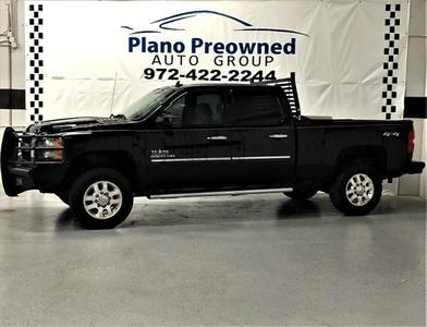 2012 Chevrolet Silverado 2500 LT for sale VIN: 1GC1KXCG7CF147630