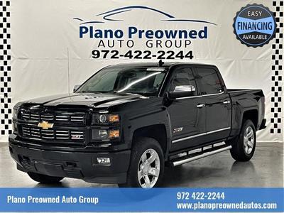 Chevrolet Silverado 1500 2015 for Sale in Plano, TX