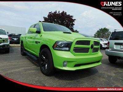 RAM 1500 2017 for Sale in Woodstock, IL