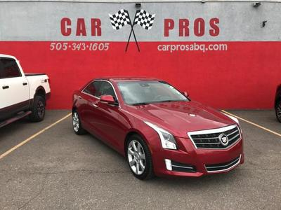 2013 Cadillac ATS 2.0L Turbo Performance for sale VIN: 1G6AC5SX2D0128431