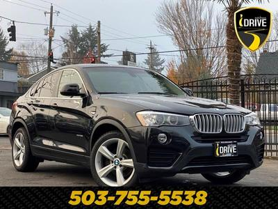 BMW X4 2015 for Sale in Portland, OR