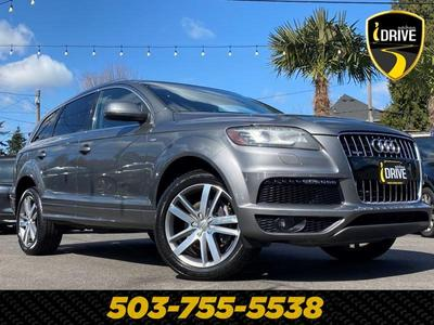 Audi Q7 2014 for Sale in Portland, OR