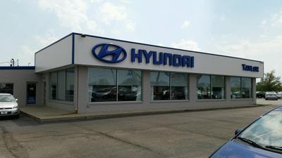 Taylor Hyundai Findlay >> Taylor Hyundai Of Findlay In Findlay Including Address