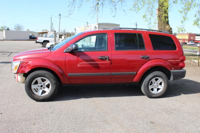 2006 Dodge Durango SXT for sale VIN: 1D4HD38N76F192955