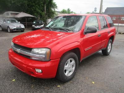 Chevrolet TrailBlazer 2002 for Sale in Louisville, KY