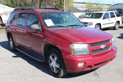 2006 Chevrolet TrailBlazer EXT LT for sale VIN: 1GNET16S266167386