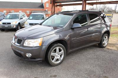 2008 Pontiac Torrent GXP for sale VIN: 2CKDL537286052787