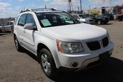 2007 Pontiac Torrent  for sale VIN: 2CKDL63F576026616