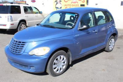 2006 Chrysler PT Cruiser  for sale VIN: 3A4FY48B96T242436