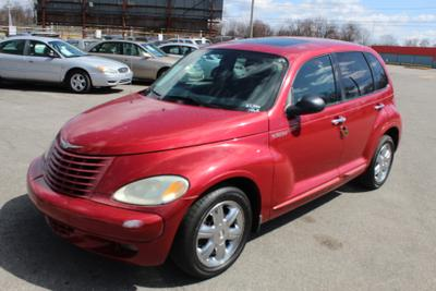2005 Chrysler PT Cruiser Limited for sale VIN: 3C8FY68B05T556278