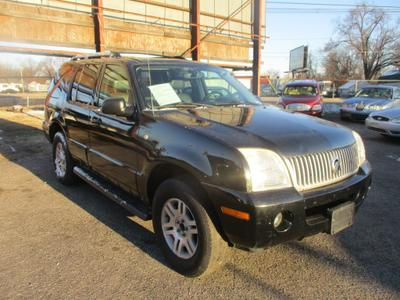 2005 Mercury Mountaineer  for sale VIN: 4M2DU86W05UJ01601