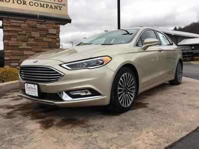 Ford Fusion 2018 a la venta en Covington, PA