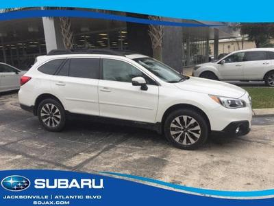 2016 Subaru Outback 3.6R Limited for sale VIN: 4S4BSENC5G3296561