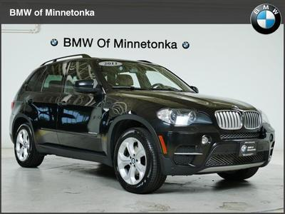 2011 BMW X5 xDrive35d for sale VIN: 5UXZW0C55BL658555