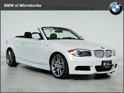 2013 BMW 135 i for sale VIN: WBAUN7C50DVM28238