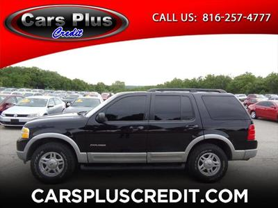 2002 Ford Explorer XLT for sale VIN: 1FMZU73W32ZB99589