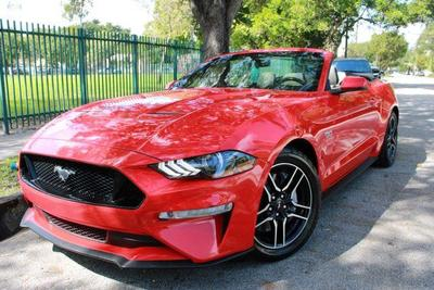 Ford Mustang 2018 for Sale in Miami, FL