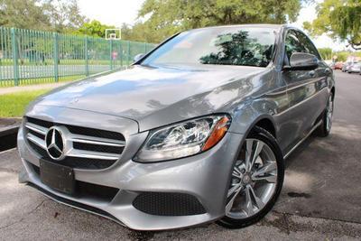 Mercedes-Benz C-Class 2016 for Sale in Miami, FL