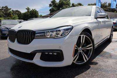 BMW 740 2018 for Sale in Miami, FL