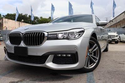 BMW 740 2017 for Sale in Miami, FL