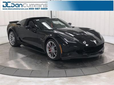 2017 Chevrolet Corvette Grand Sport for sale VIN: 1G1YY2D76H5105793