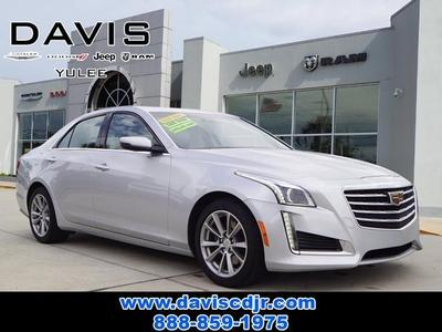 2019 Cadillac CTS 3.6L Luxury for sale VIN: 1G6AR5SSXK0100814