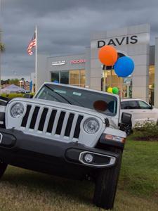 Davis Chrysler Dodge Jeep Ram Yulee Image 1