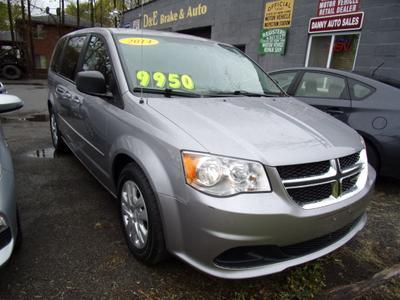 2014 Dodge Grand Caravan AVP/SE for sale VIN: 2C4RDGBG4ER432845