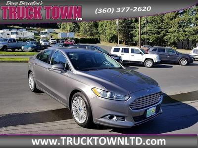 Ford Fusion 2013 for Sale in Bremerton, WA